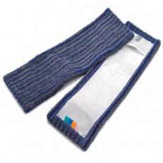Mikrofaser Borstenmop, 50 cm Tasche