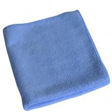 Mikrofasertuch 40x40 cm blau extra