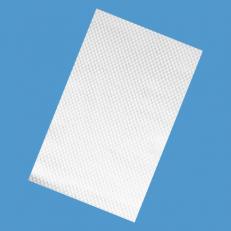 Premium-Handtuch aus Tissue-Watte, 4-lagig, 1000 Stück im Karton