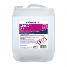 Flüssiges Händedesinfektionsmittel SKINTASTIC® LEOCID® P7 , 10 Liter