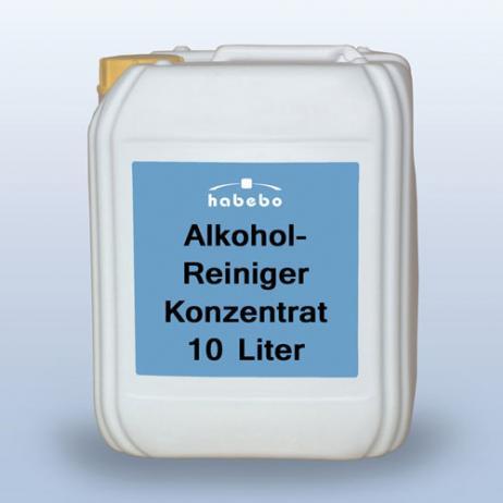 Alkoholreiniger-Hochkonzentrat schnell trocknend, 10 Liter