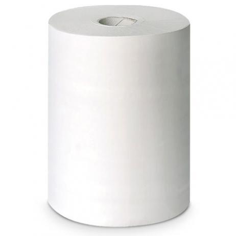 Papier-Handtuch-Rolle, Zellstoff 2-lagig weiss, 140m