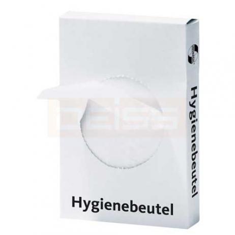 Hygienebeutel UNIVERSAL ® aus HDPE , 30 Stück/Spenderbox